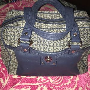 Marc Jacobs denim bag